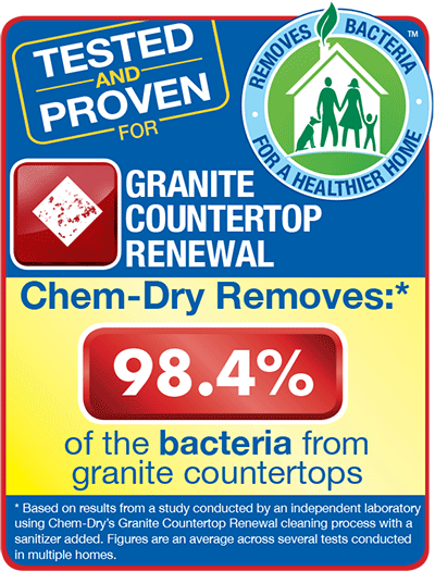 Granite Countertop Cleaning Sweets Chem Dry
